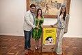 A Presidente do Lucia França recebe a Miss Mundo, Manushi Chhilar (40759328564).jpg