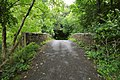 A bridge over the old railway track on Castle Lane near Knowle - geograph.org.uk - 2022348.jpg