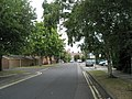 A dull August morning in Woodville Drive - geograph.org.uk - 1994968.jpg