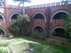 Manonmaniam Sundaranar University - Manomaniam Sundaranar University building