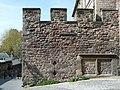 A középkori városfal maradványa (The remains of the medieval wall of the city) - panoramio.jpg