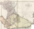 A map of the County of Brenambra (Victoria)1886.png