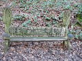 A seat in Shoreham Woods - geograph.org.uk - 641941.jpg