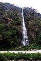 A waterfall in Arunachal during rains 2 AJTJ.jpg