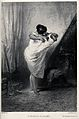A woman looking down her night gown Wellcome V0019956.jpg