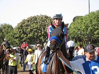 Aaron Gryder American jockey