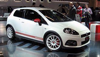 Fiat Grande Punto - Abarth Grande Punto Essesse