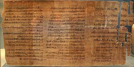 Ipuwer Papiro datazione incontri online islamici gratuiti