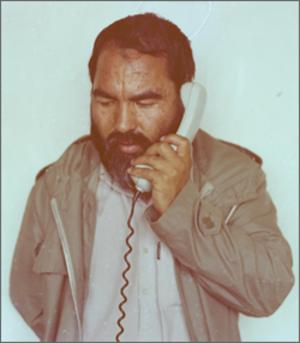 Abdul Ali Mazari - Image: Abdul Ali Mazari By Cheshmehregi For Wikipedia