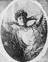 Abigail Kawananakoa as Cleopatra, 1905.jpg