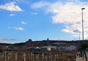Ablitas - View of Ablitas town