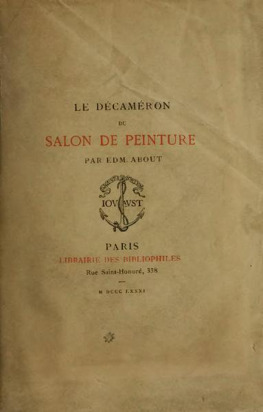 File:About - Le Décaméron du salon de peinture pour 1881.djvu