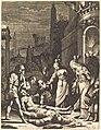 "Abraham Bosse after Claude Vignon, Illustration to Jean Desmarets' ""L'Ariane"", published 1639, NGA 60794.jpg"