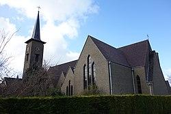 Achterzijde Martinuskerk, Zwaag.JPG