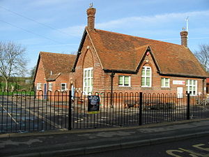 Adisham - Image: Adisham Church of England Primary School