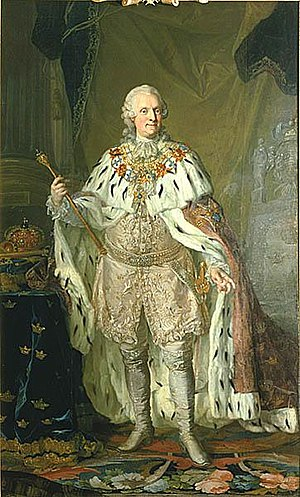 Lorens Pasch the Younger - Image: Adolf Fredrik of Sweden