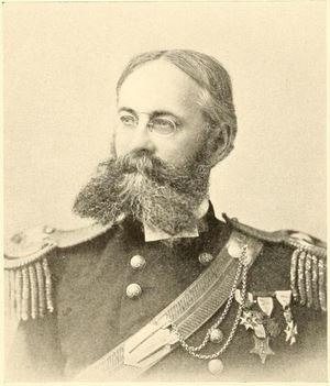 Adolphus Greely - Adolphus Greely in 1895