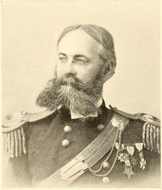 Adolphus Greely - Greely in 1895