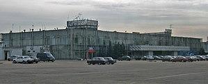 Bykovo Airport - Image: Aeroport bykovo
