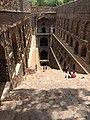 Agrasen ki baoli Staircase.jpg