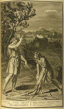 Ahijahs and Jeroboam