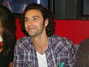 John Mitchell (Being Human) - Aidan Turner played Mitchell