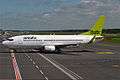 Air Baltic, YL-BBO, Boeing 737-33V (16456165005).jpg