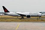 Air Canada, C-FIUJ, Boeing 777-233 LR (29447144277).jpg