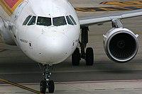 EC-ILP - A321 - Iberia
