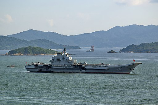 Aircraft Carrier Liaoning CV-16