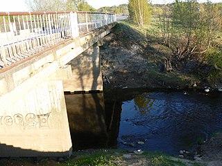 Tiltas per Akmeną (28,5 km).Foto:Kusurija