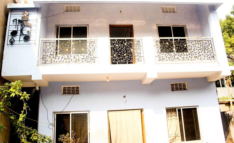 Akshaya Mohanty%27s house in cuttack