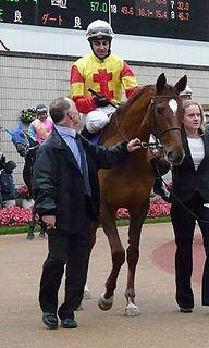 Alan Munro (jockey) English jockey