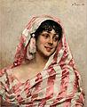 Albert Edelfelt - Portrait of a young woman.jpg