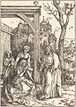 Albrecht Dürer - Christ Taking Leave from His Mother (NGA 1941.1.36).jpg