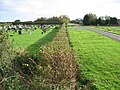 Aldbrough, Cemetery - geograph.org.uk - 72100.jpg