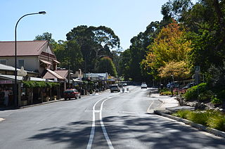Aldgate, South Australia Suburb of Adelaide, South Australia