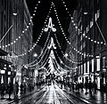 Aleksanterinkatu street at Christmas time - Marit Henriksson 3.jpg