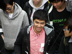 Alex Chow - Image: Alex Chow Yong kang