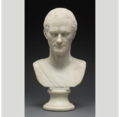 Alexander Hamilton by Ceracchi - marble, Smithsonian.png