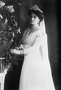 e9e472105 Alejandra Fiódorovna Románova - Wikipedia