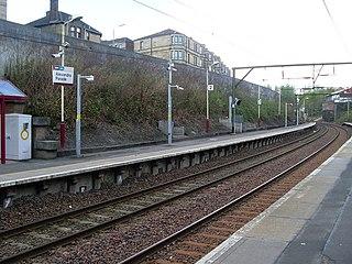 Alexandra Parade railway station