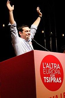 curriculum vitae tsipras