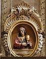 Alfonso lombardi (attr.), cristo e i dodici apostoli, 1524-25, 03 giovanni.jpg