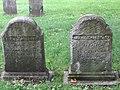 Alfred and Ella (Holyoke) Bolton headstones.jpg