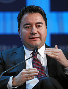 Ali Babacan - World Economic Forum Annual Meeting 2012 crop.jpg