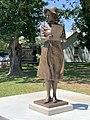 Alice Alice Dunnigan statue.jpg