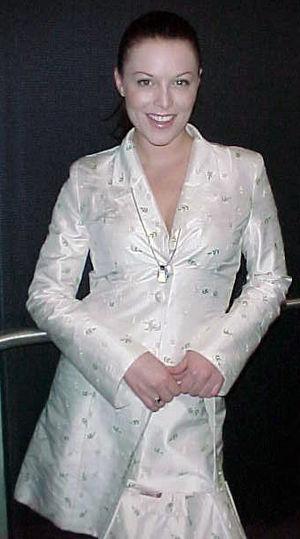 Alisha Klass - Alisha Klass in 2001