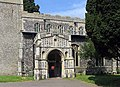 All Saints Church, Dickleburgh, Norfolk - Porch - geograph.org.uk - 814554.jpg