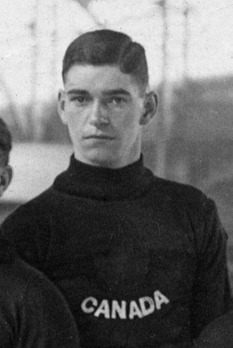 Allan Woodman - Woodman at the 1920 Olympics.